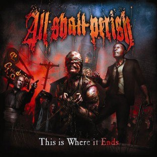 Procession Of Ashes All Shall Perish
