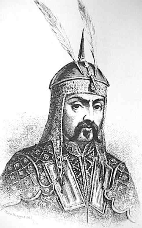 a biography of genghis khan a historic figure