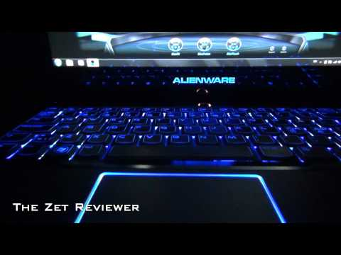 Review - Dell Alienware M14X Core i7 Gaming Laptop!