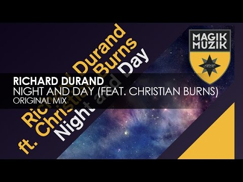 Richard Durand featuring Christian Burns - Night And Day