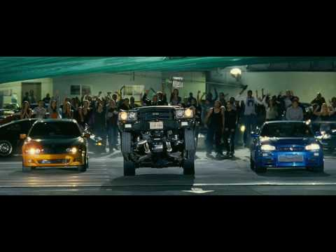 Fast & Furious 4 SoundTrack - Crank That HD 720p