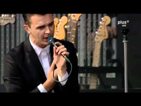 Hurts - Stay (Live @ Rock am Ring 2011)