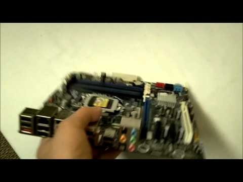 Intel DH67BL MicroATX Motherboard Overview