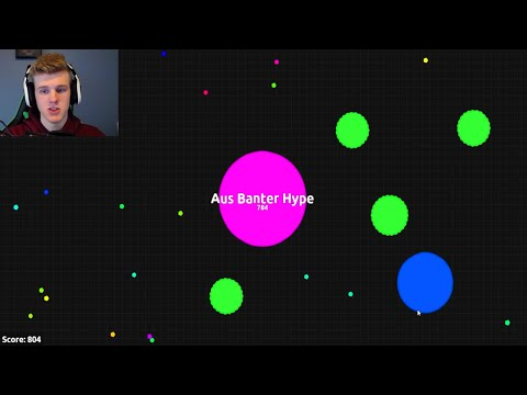 Agario CELL WARFARE (Agar.io/BLOB Wars)
