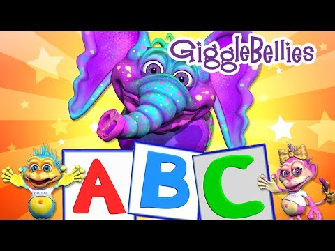 Kids LOVE this Rocking ABC Song! - Learn the alphabet & count 1-20