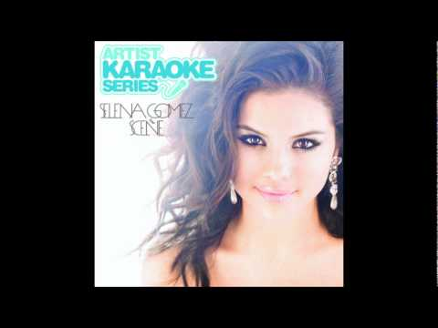 Selena Gomez & The Scene- Falling Down (Karaoke/Instrumental) OFFICIAL