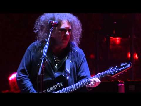 The Cure - Burn (The Crow soundtrack) - New Orleans Voodoo Fest Nov.3 2013