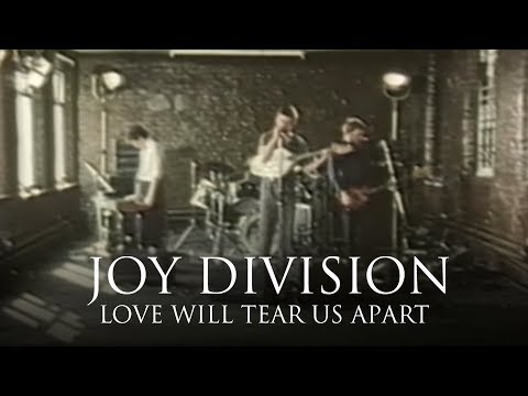 Joy Division - Love Will Tear Us Apart [OFFICIAL MUSIC VIDEO]