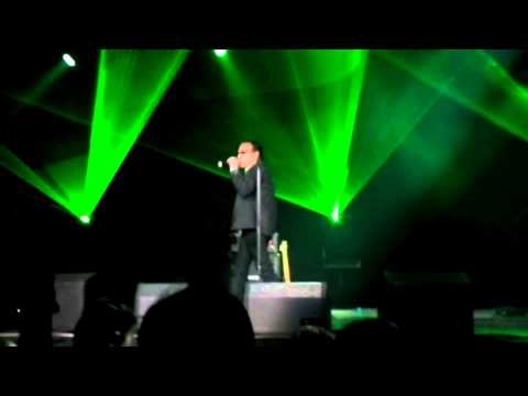 F.R. David - Live In Minsk(POS) - 22.02.2013 - Taxi (1080p)