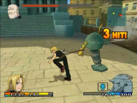 Full Metal Alchemist 2 ( Ps2 Emulator)