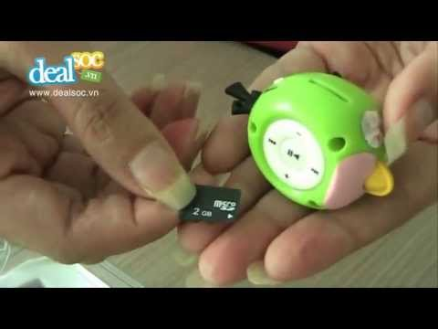 Angry Birds mp3плеер