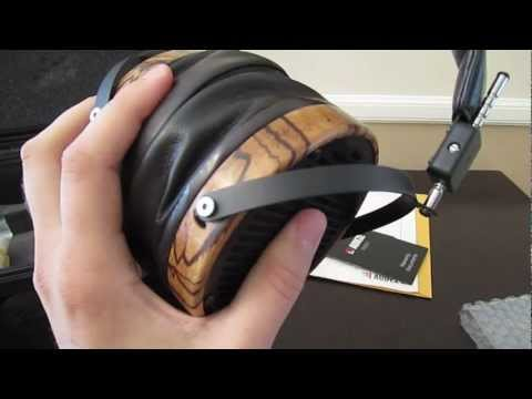 Audeze LCD-3 Headphone Unboxing and Review