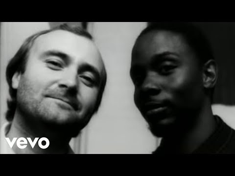 Philip Bailey Duet with Phil Collins - Easy Lover