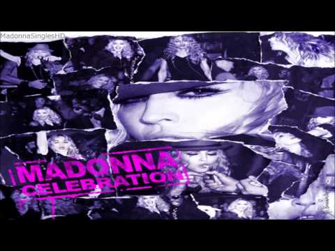 Madonna - Celebration (Benny Benassi Extended Mix) (Audio)