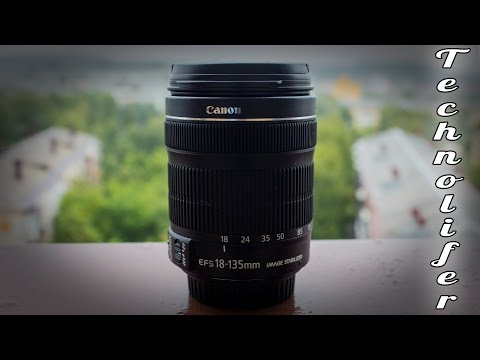 Обзор Canon EF-S 18-135mm f/3.5-5.6 IS STM