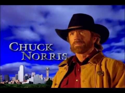 Walker, Texas Ranger - Intro Theme Song #3 | HQ | Chuck Norris