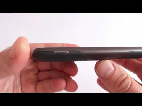 HTC 7 Mozart - Windows Phone 7.5 Mango - UNBOXING