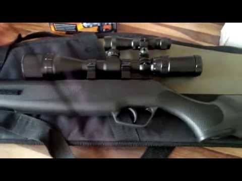 Stoeger X20 Suppressor Air Rifle Review.