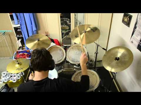 Papa Roach - Take me (Drum Cover)