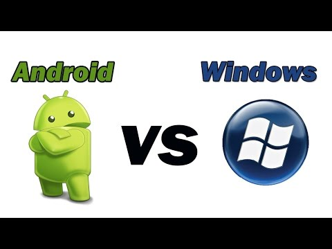 Сравнение операционных систем Android vs Windows Phone