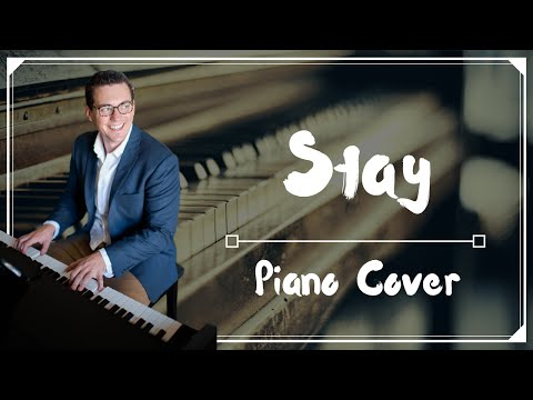 Stay - Rihanna (Piano Cover by Jacques)