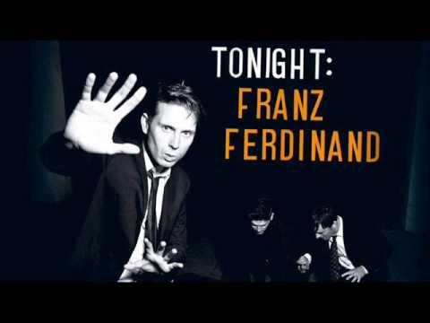 Franz Ferdinand - Live Alone (with lyrics)