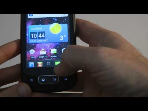 LG Optimus One P500 Unboxing & Full Review