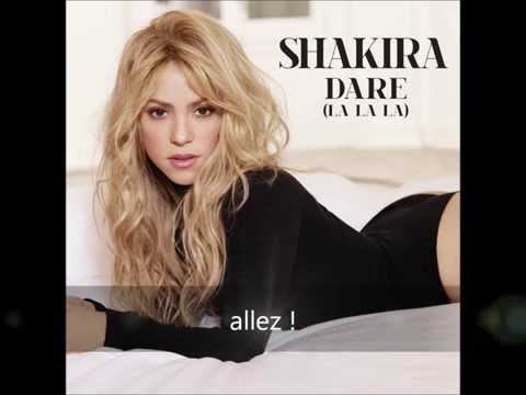 Shakira - Dare (La La La) [Traduction Française]