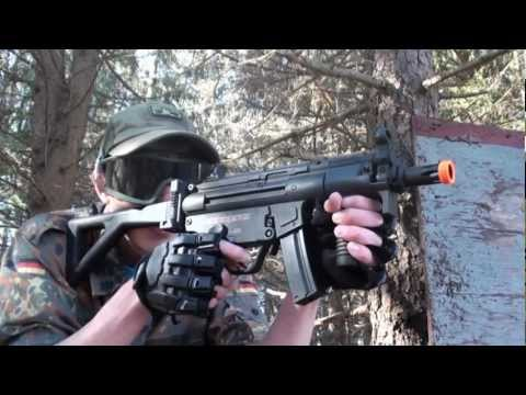 CYMA MP5 PDW Airsoft Gun Review