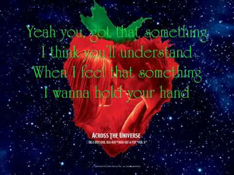 I Want To Hold Your Hand - T.V. Carpio {Lyrics}