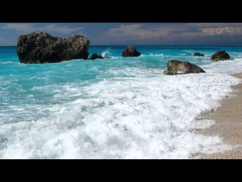 Calming Seas #1 - 11 Hours Ocean Sound for relaxation, yoga, meditation, reading, sleep, study