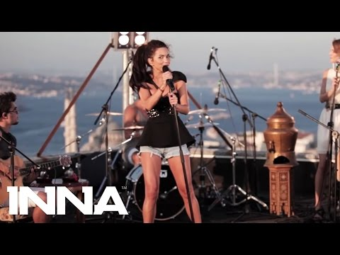 INNA - INNdiA (Rock the Roof @ Istanbul)