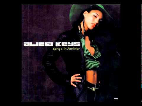 Alicia Keys - Jane Doe - Songs In A Minor