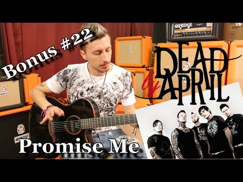 show MONICA Bonus #22 - Dead By April - Promise me (Как играть)