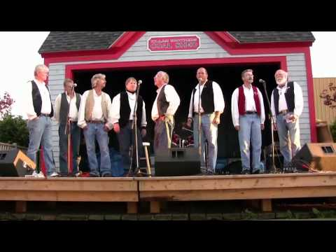 The Yarmouth Shantymen - Rolling Down to Old Maui