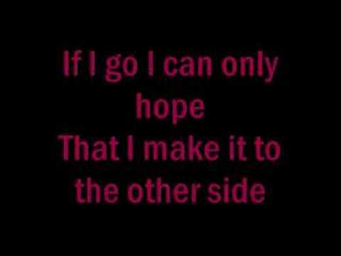 Three Days Grace- Get Out Alive (lyrics)