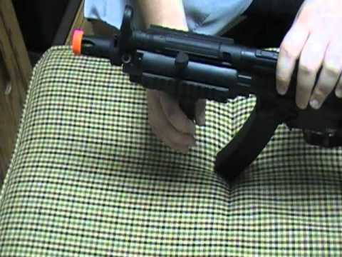 Airsoft Gun Review | MP5 Cyma CM .041