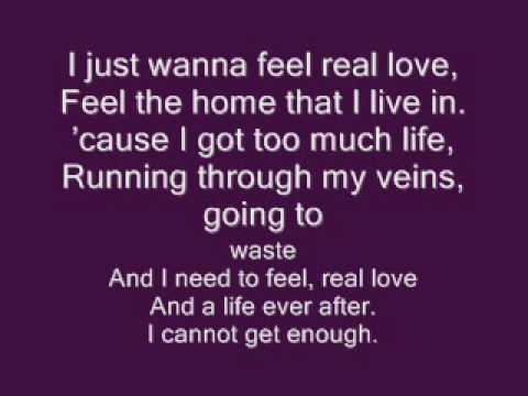 Robbie Williams- Feel (lyrics)