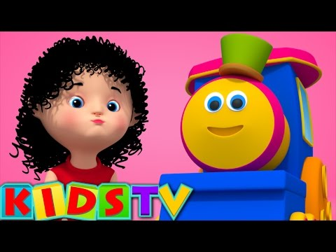 Bob The Train | Chubby Cheeks | Nursery Rhymes And Kids Video With Bob | Kids TV
