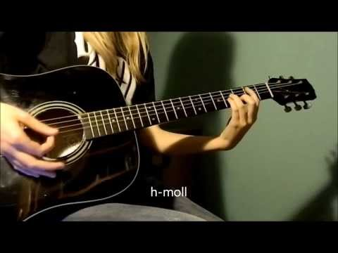 Avril Lavigne Rock N Roll (Acoustic Cover Chords)